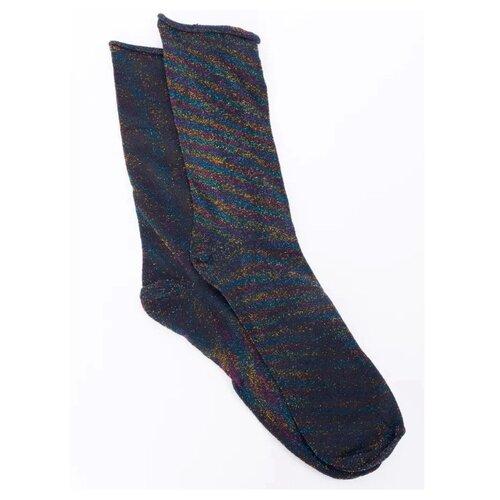 Носки ICHI 20104530, размер 37-39, синий