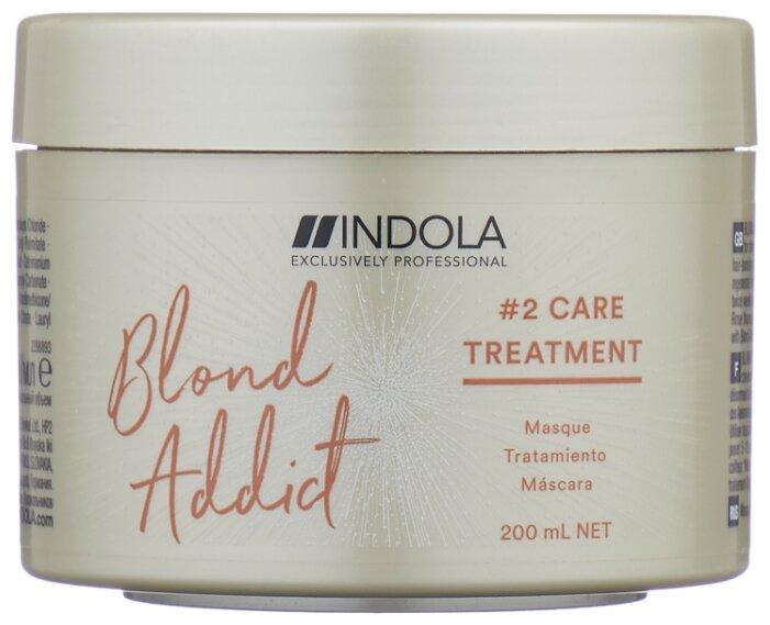 Indola Blond Addict Маска для окрашенных и обесцвеченных волос
