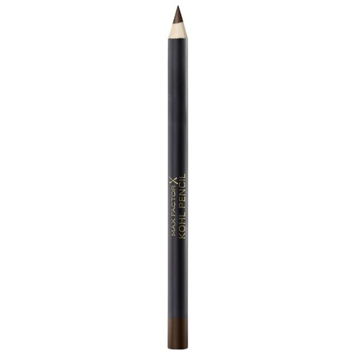 Max Factor Карандаш для глаз Kohl Pencil, оттенок №030 Brown max factor карандаш для глаз kohl pencil оттенок 060 ice blue