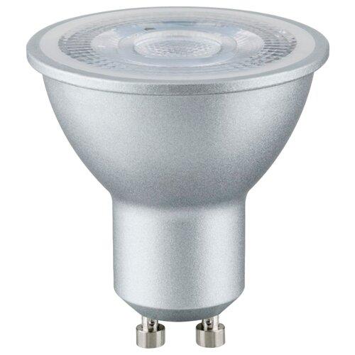 Лампа светодиодная Paulmann 28464, GU10, 7Вт лампа светодиодная paulmann 28224 gu10 3вт