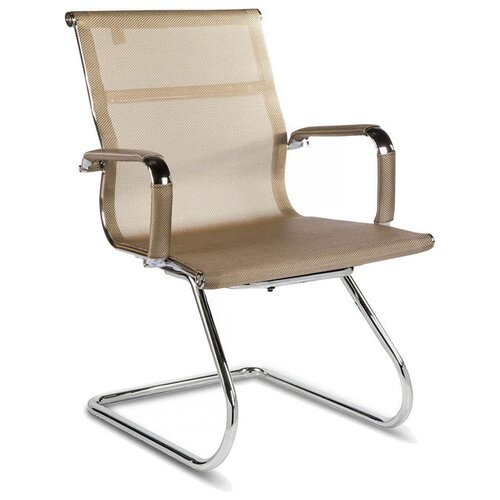 Конференц-кресло Norden chairs Хельмут CF, обивка: текстиль, цвет: сетка бронза
