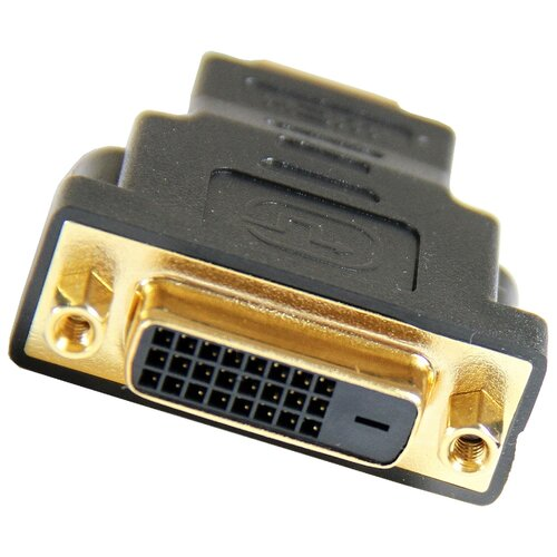 Фото - Переходник Atcom HDMI - DVI (АТ9155) черный переходник atcom hdmi dvi