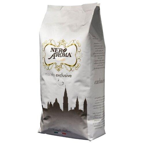 Кофе в зернах Nero Aroma Exclusive, арабика/робуста, 1 кг