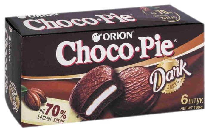 Пирожное Orion Choco Pie Dark