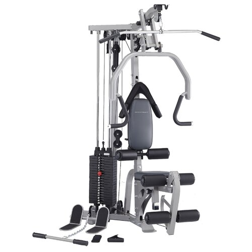 Многофункциональный тренажер BodyCraft GL Gym 868F серый/черный