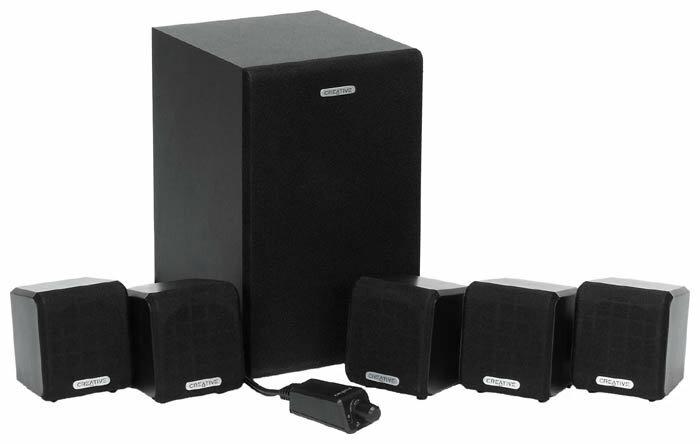 Компьютерная акустика Creative SBS 560