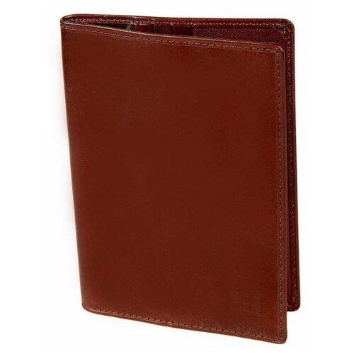 Обложка для паспорта Sergio Belotti 1597 milano brown 10 см х 14...