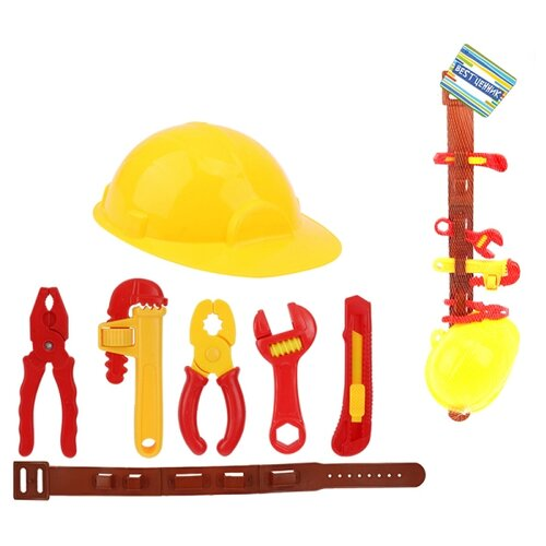 S+S Toys Набор инструментов в сетке 200149244