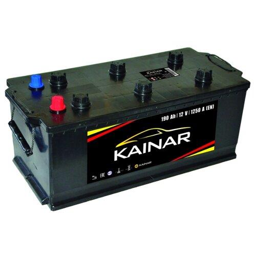 цена на Аккумулятор Kainar 6СТ-190 L АПЗ о.п., конус, крышка плоская