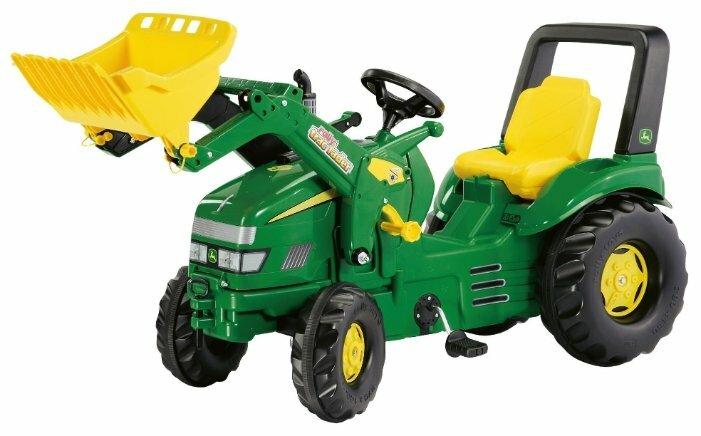 Веломобиль Rolly Toys X Trac John Deere (046638)