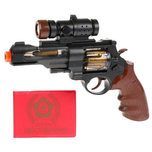 игрушечное оружие играем вместе револьвер играем вместе Револьвер Играем вместе Элитный спецотряд (1709G063-R)