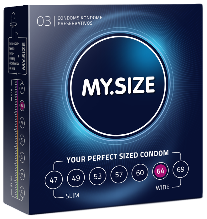 Презервативы MY.SIZE 64*223