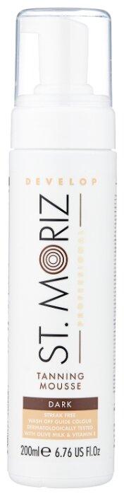 Мусс для автозагара St.Moriz Professional Tanning Mousse Dark