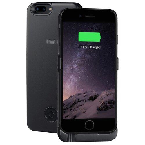 Купить Чехол-аккумулятор INTERSTEP Metal battery case для iPhone 6 Plus/7 Plus black