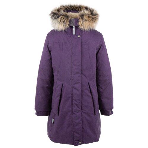 Купить Парка KERRY Mango K20460 размер 134, 6121 фиолетовый, Куртки и пуховики