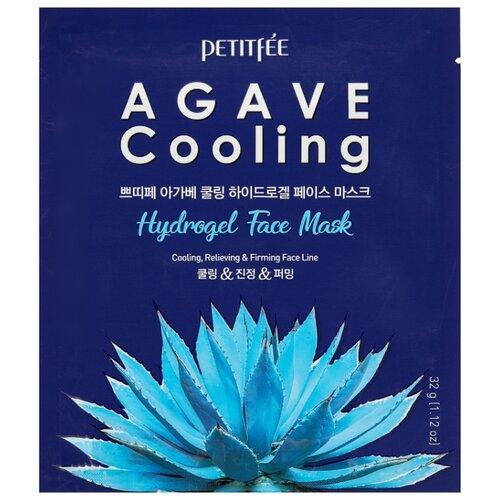 Купить Petitfee Охлаждающая гидрогелевая маска для лица с экстрактом агавы Agave Cooling Hydrogel Face Mask, 32 г