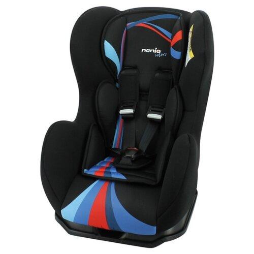Автокресло группа 0/1/2 (до 25 кг) Nania Cosmo SP Colors, blue автокресло группа 1 2 3 9 36 кг little car ally с перфорацией черный