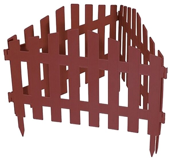 Забор декоративный PALISAD Марокко