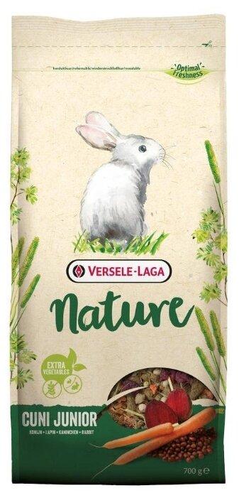 Корм для кроликов Versele-Laga Nature Cuni Junior