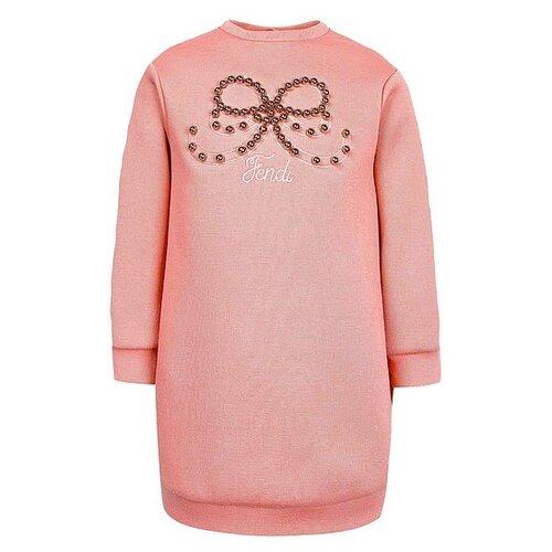 Платье FENDI размер 80, розовый