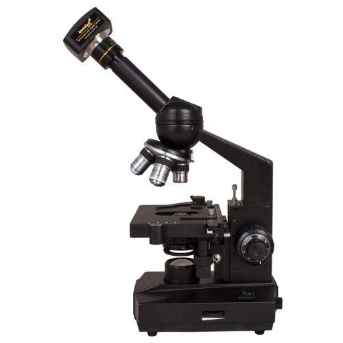 Микроскоп LEVENHUK D320L черный