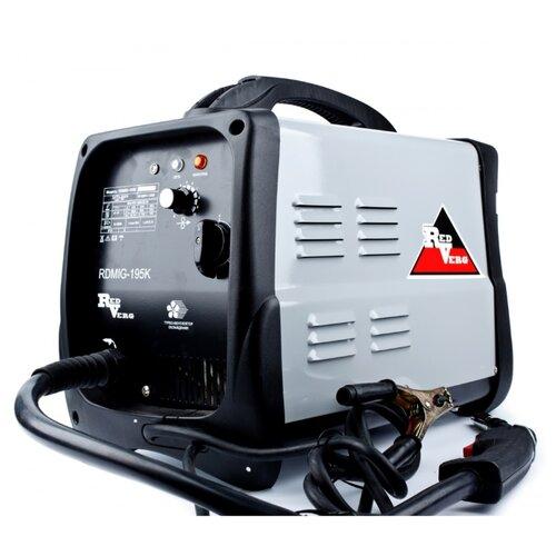 цена на Сварочный аппарат RedVerg RDMIG-195K (MIG/MAG)