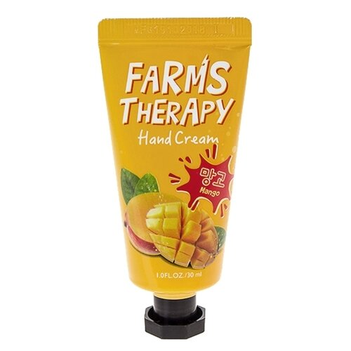 Крем для рук Farms Therapy Манго 30 мл крем для тела farms therapy farms therapy fa048lwenjy2