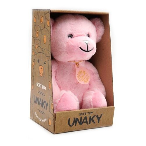 Фото - Мягкая игрушка UNAKY Soft toy Медведица Оливия 20 см, в коробке 20 60cm yesfeier hamster mouse plush toy stuffed soft animal hamtaro doll lovely kids baby toy kawaii birthday gift for children