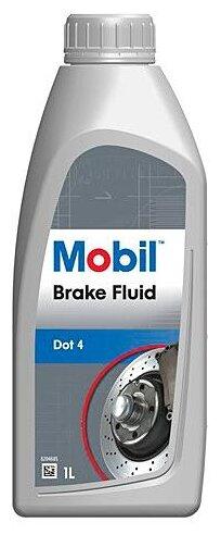 Тормозная жидкость MOBIL Brake Fluid DOT 4 (150904R) 1 л