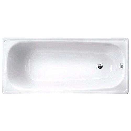 Ванна White Wave Classic 150х75 с ножками сталь левосторонняя/правосторонняя ванна reimar reimar 120 сталь левосторонняя правосторонняя