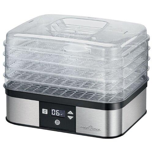 Сушилка ProfiCook PC-DR 1116 серебристый холодильник nord dr 70s серебристый