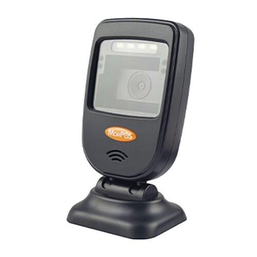 Сканер штрих-кода стационарный МойPOS MSC-6608C2D черный