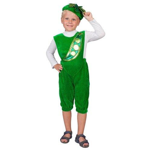 Купить Костюм Elite CLASSIC Горох, зеленый, размер 30 (122), Карнавальные костюмы
