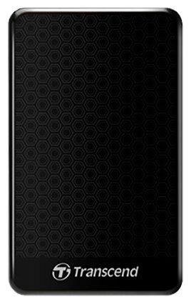 Внешний HDD Transcend StoreJet 25A3 2 ТБ
