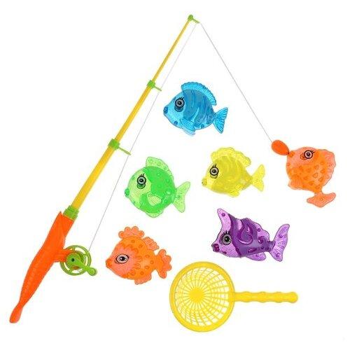Рыбалка Играем вместе Мимимишки B1598050-R оранжевый/желтый