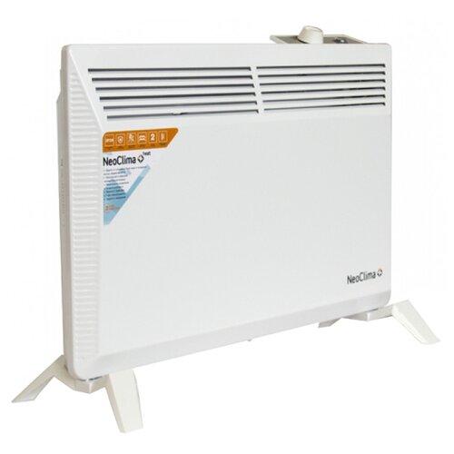 Конвектор NeoClima Tesoro 2000 белый конвектор neoclima moderno 1500