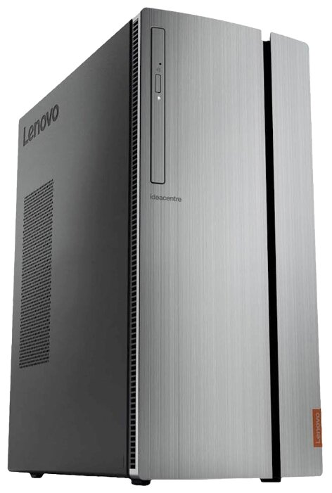 Настольный компьютер Lenovo 720-18ICB (90HT001MRS) Mini-Tower/Intel Core i5-8400/8 ГБ/128 ГБ SSD/1024 ГБ HDD/NVIDIA GeForce GTX 1050 Ti/Windows 10 SL
