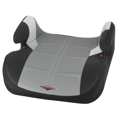 Бустер группа 2/3 (15-36 кг) Nania Topo Comfort Racing, grey