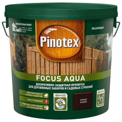Биоцидная пропитка Pinotex Focus Aqua палисандр 5 л