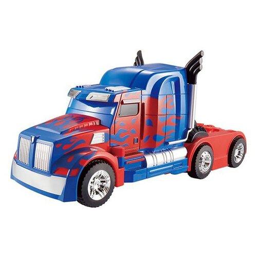 Робот-трансформер Пламенный мотор Космобот Осирис 870339 красный/синий, Роботы и трансформеры  - купить со скидкой