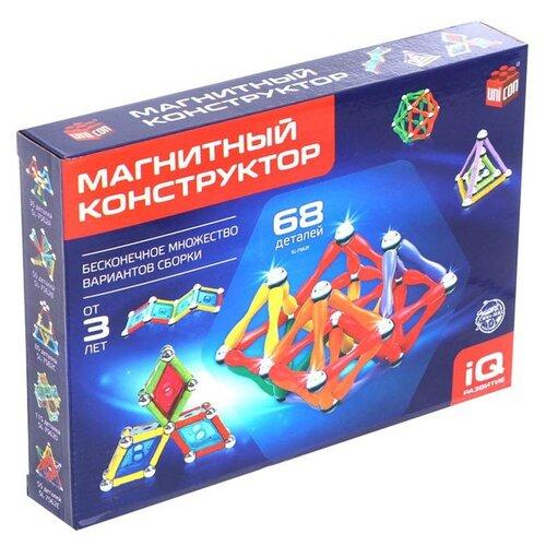 Магнитный конструктор UNICON Magical Magnet 1387368 Необычные фигуры