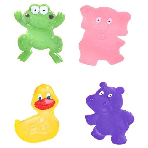 Фото - Набор для ванной Доляна Зоопарк (1022829) разноцветный набор для ванной доляна грация 2698471 персиковый
