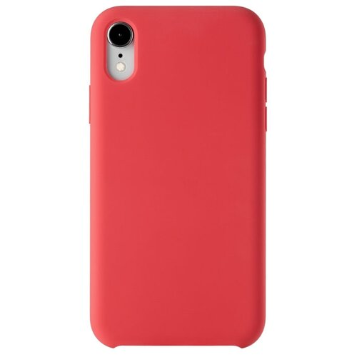 Чехол uBear Touch Case для Apple iPhone Xr rich red