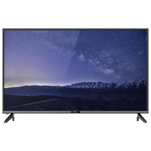 Фото - Телевизор Blackton 43S01B 43 (2020) черный/серебристый искусственные цветы lefard пуансетия 241 1831 38 см