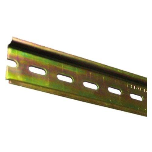 Монтажная рейка (DIN-рейка/ G-рейка/ со спец. профилем) EKF adr-20 200 мм