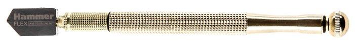 Роликовый масляный стеклорез Hammer 601-028