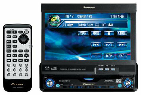 Автомагнитола Pioneer AVH-P7500DVDII