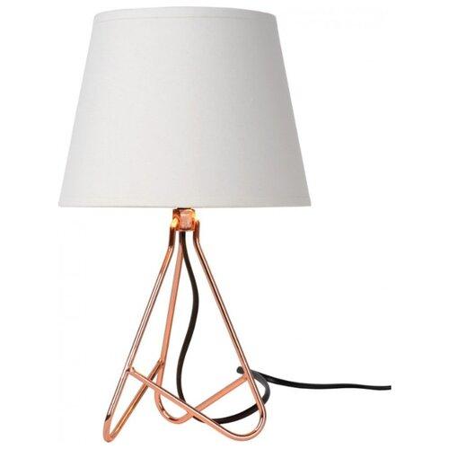 Настольная лампа Lucide Gitta 47500/81/17, 40 Вт настольная лампа lucide banker 17504 01 11