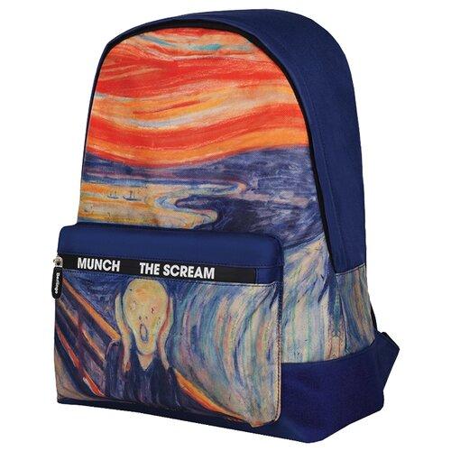 Купить Berlingo рюкзак Art Крик, синий, Рюкзаки, ранцы