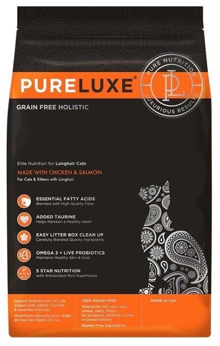Корм для кошек PureLuxe Elite Nutrition